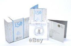 2016 Beatrix Potter Peter Rabbit 50p Silver Proof Royal Mint Coin BOX + COA