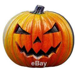 2017 CI Jack O Lantern Pumpkin 1oz Silver Antiqued Proof $5 WithCOA SKU50343