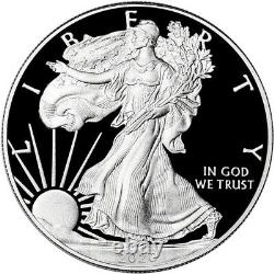 2020 S American Silver Eagle Proof PCGS PR70 DCAM First Strike
