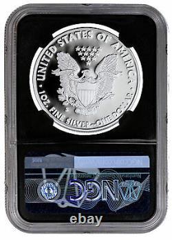 2020S Proof American Silver Eagle San Francisco NGC PF70 UC FDI BC Cable PRESALE