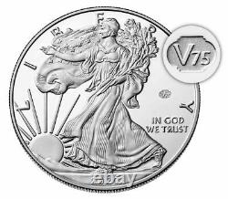 CONFIRMED End of World War II 75th Anniversary American Eagle Silver Proof Coin