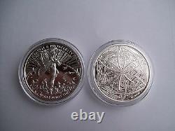 Grace the Fairy 1 OZ. 999 Silver Art Slab Proof Tom Grindberg Marvel & DC fame
