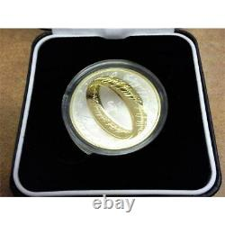 New Zealand 2003 Silver Proof Coin- Lord of The Rings Coin