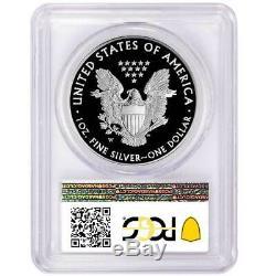 Presale 2017-W (2020) Proof $1 American Silver Eagle PCGS PR70DCAM US Mint Sp