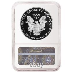 Presale 2020-S Proof $1 American Silver Eagle NGC PF70UC FDI Trolley Label