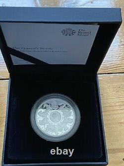 The Queen's Beasts 1oz Silver Proof Coin Queens Beast Complete Set Of 11