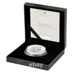 Three Graces 2020 UK Two-Ounce Silver Proof